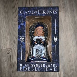 Mets Noah Syndergard Bobble Head